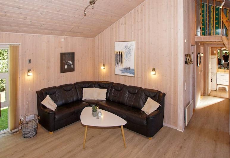 Gorgeous Holiday Home in Jutland With Sauna, Hemmet, Wohnzimmer