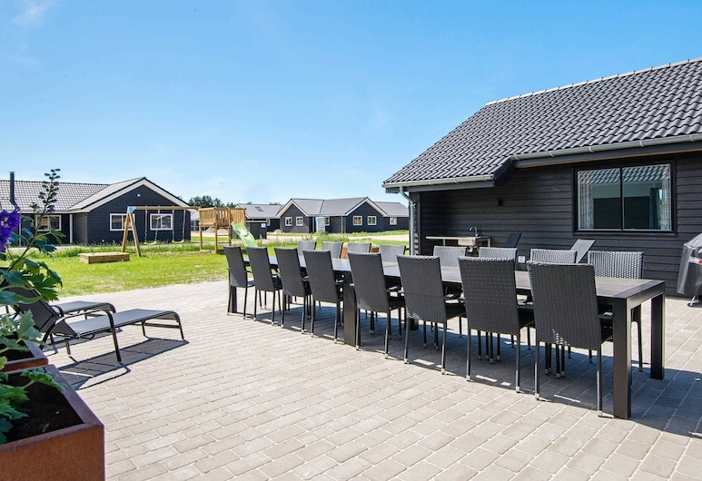 Premium Holiday Home in Jutland With Swimming Pool, Norre Nebel, Balcony