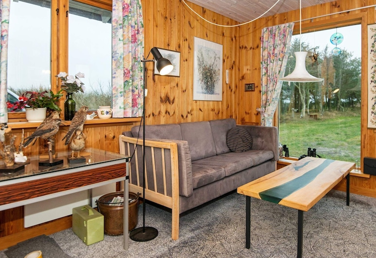 6 Person Holiday Home in Hemmet, Hemmet, Wohnzimmer