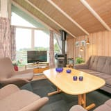 Beautiful Holiday Home in Skals With Terrace