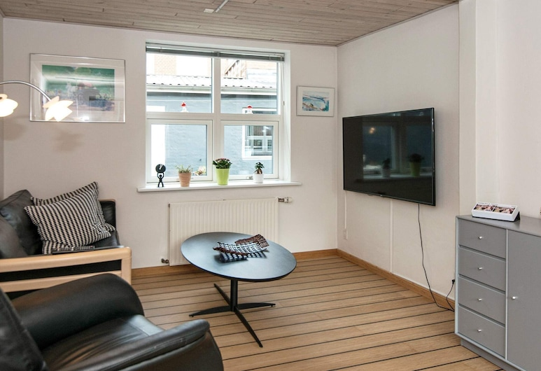 4 Person Holiday Home in Grenaa, Grenaa, Living Room
