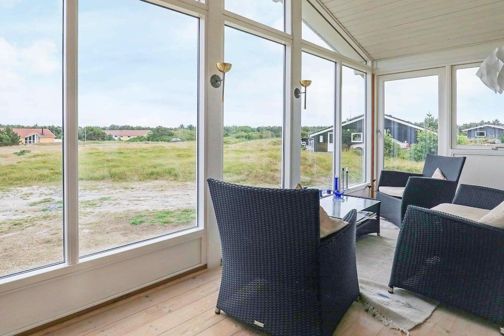 Luxurious Holiday Home in Vejers Strand With Sauna