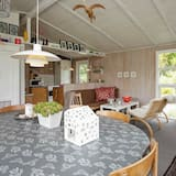 Simplistic Holiday Home in Løgstrup With Barbecue