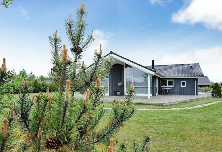Stylish Holiday Home in Hemmet With Sauna, Hemmet