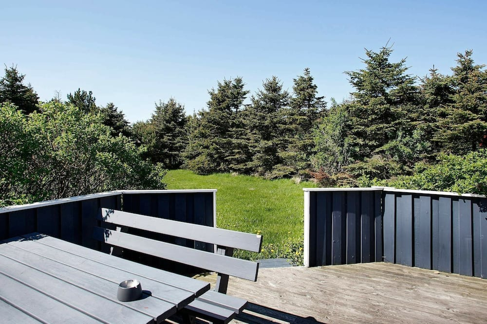 Spacious Holiday Home in Lokken With Sauna