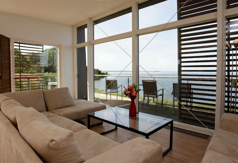 Modern Holiday Home in Stege With Whirlpool, Stege, Living Room