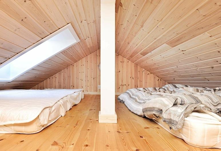 Peaceful Holiday Home in Hemmet Denmark With Fireplace, Hemmet, Habitación