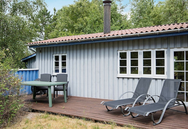 Luxurious Holiday Home in Romo Denmark With Sauna, Rømø, Balkón
