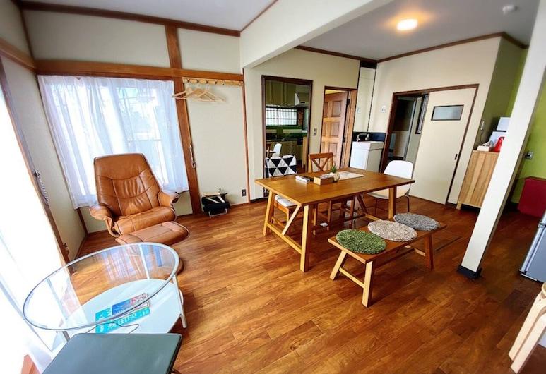 Artistic House, 鐮谷, 獨棟房屋, 4 間臥室, 客廳
