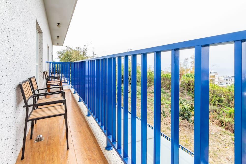 Номер, з балконом, з видом на океан - Балкон