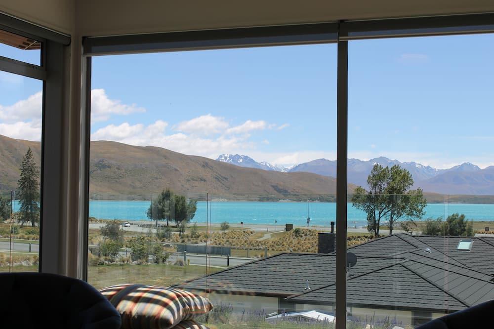 House, 4 Bedrooms - Pemandangan Gunung