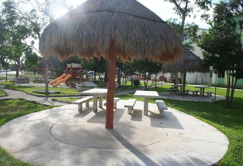 Apartments Paraiso Maya 19-b, Puerto Morelos, Áreas del establecimiento