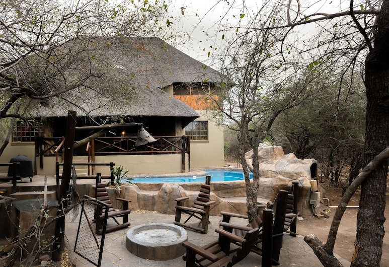 Luxury and Romantic Accommodation on the Doorstep of Kruger National Park, Marloth Park, Pohľad na zariadenie