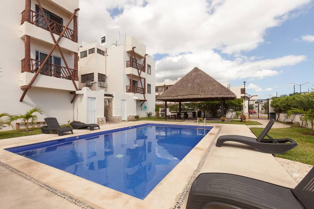 Rent Private Apartment With Pool and Parking, Playa del Carmen