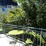 Deluxe Duplex - Balcony