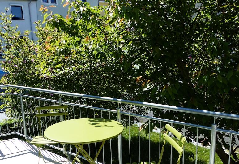 Das Grüne Haus- Anduns, بوبارد, غرفة ديلوكس مستويين, شُرفة