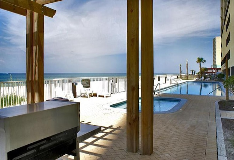 Ocean Reef 909 - 230814, Panama City Beach, Dış Mekân