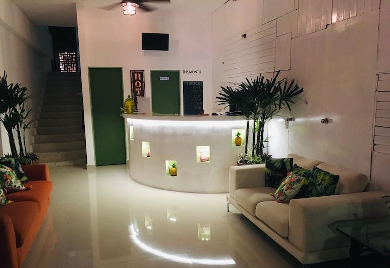 Tropicus 2 Romantic Zone Doble Room, Пуерто-Вальярта, Фойє