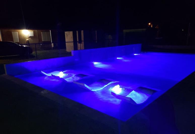 Jt Beach Home Boquern, Boquerón, Pool