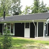 Chic Holiday Home in Silkeborg Denmark With Roofed Terrace