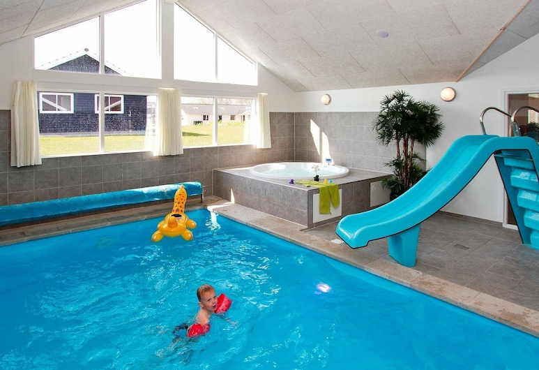 Plush Holiday Home in Syddals With Swimming Pool, Sydals, Bazen