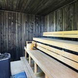 Beautiful Holiday Home in Brovst With Sauna