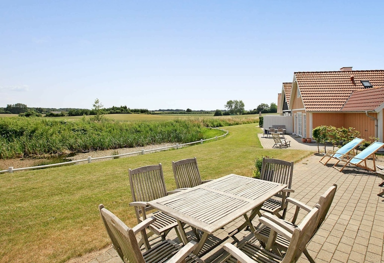 Pretty Holiday Home in Brenderup With Sauna, Middelfart, Balkon