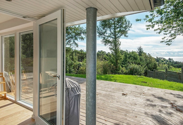 Secluded Holiday Home in Jutland With Sea Nearby, Knebel, Lake View