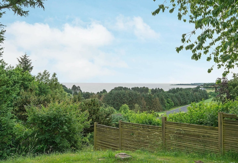 Secluded Holiday Home in Jutland With Sea Nearby, Knebel, Hótelgarður