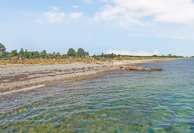 Seaside Holiday Home in Syddanmark With Sauna, Sydlangeland, Plaža