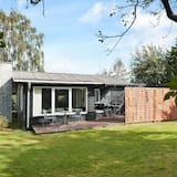 Chic Holiday Home in Børkop With Terrace