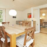 Cozy Holiday Home in Jerup Denmark With Terrace