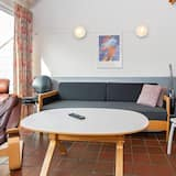 Comfortable Apartment in Fanø Denmark With Balcony