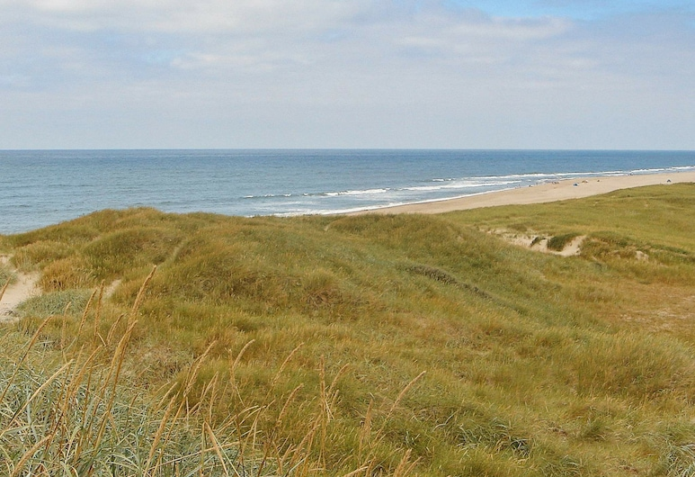 Luxurious Holiday Home With Private Whirlpool in Harboøre, Harboore, Beach