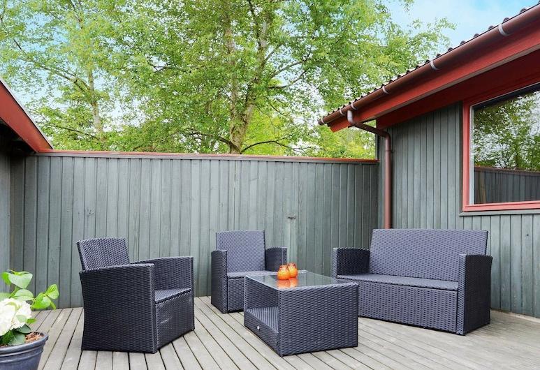 Authentic Holiday Home in Hemmet Denmark With Sauna, Hemmet, Außenbereich
