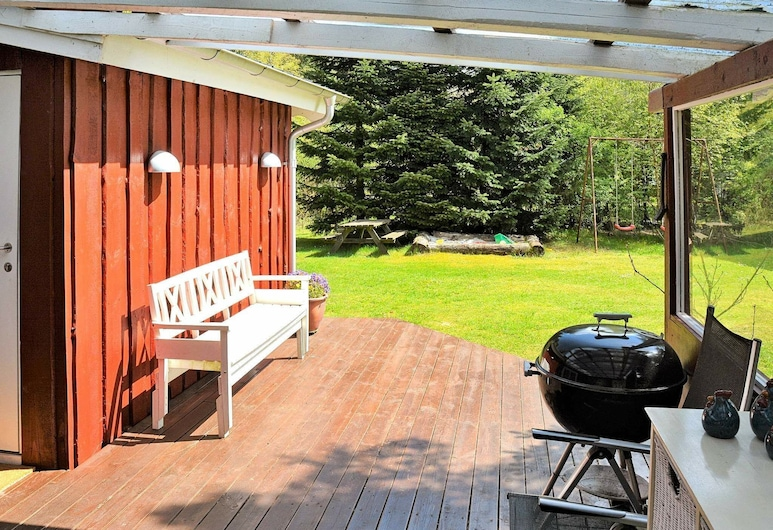 Modern Holiday Home in Ans With Barbecue, Ans, Rõdu
