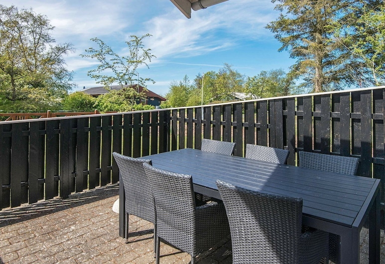 Quaint Holiday Home in Hemmet Denmark With Sauna, Hemmet, Balcony