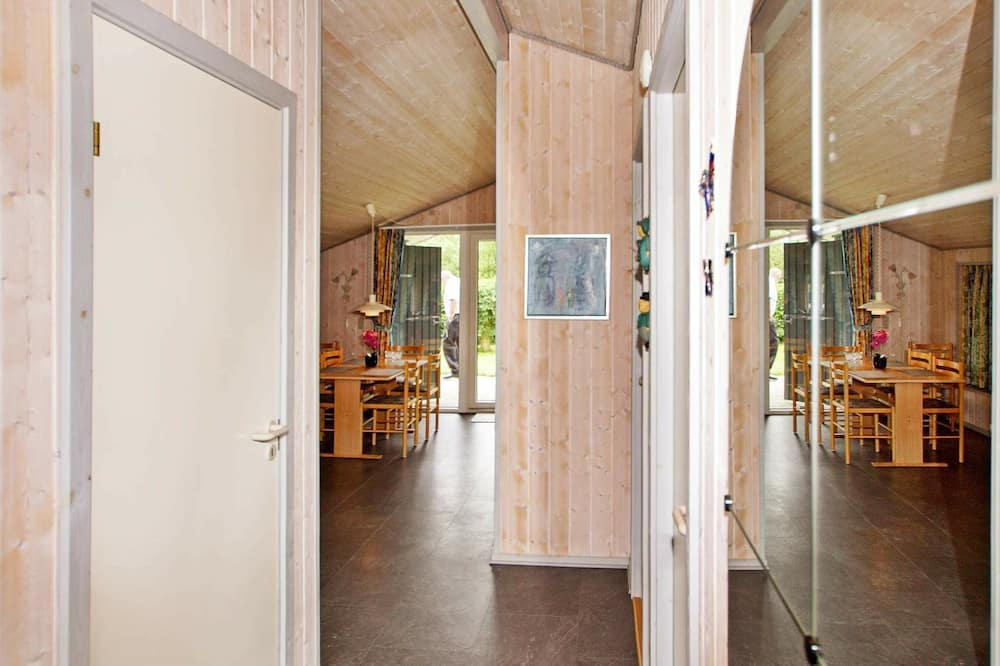 Cozy Holiday Home in Jutland Midtjylland With Terrace