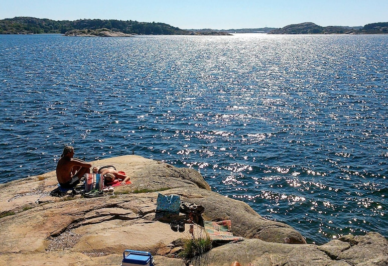 6 Person Holiday Home in Lysekil, Lysekil, Beach