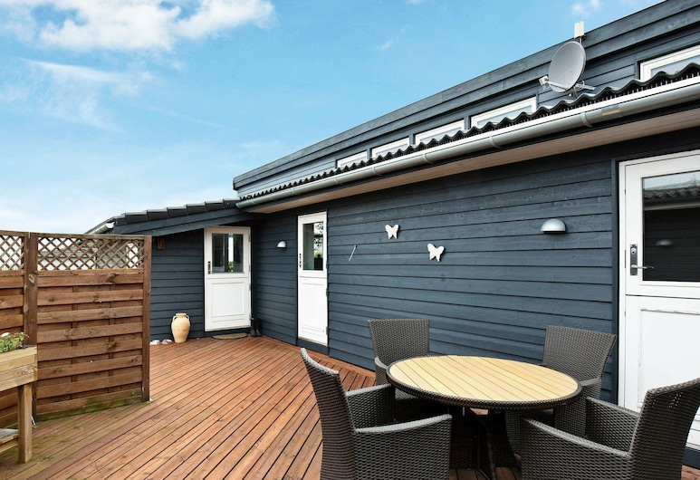 Modern Holiday Home in Slagelse With Sea Nearby, Slagelse, Balkon