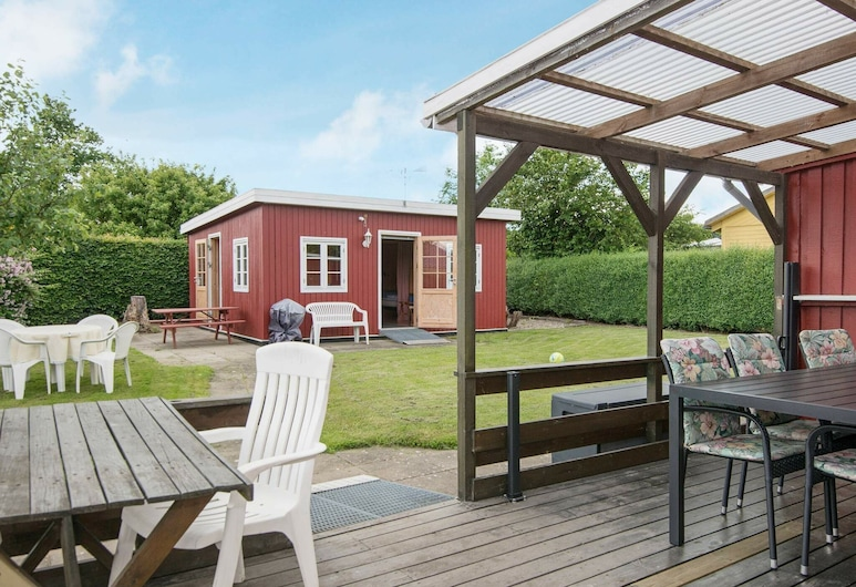 Luring Holiday Home in Jutland Denmark With Garden, Haderslev, Balcony