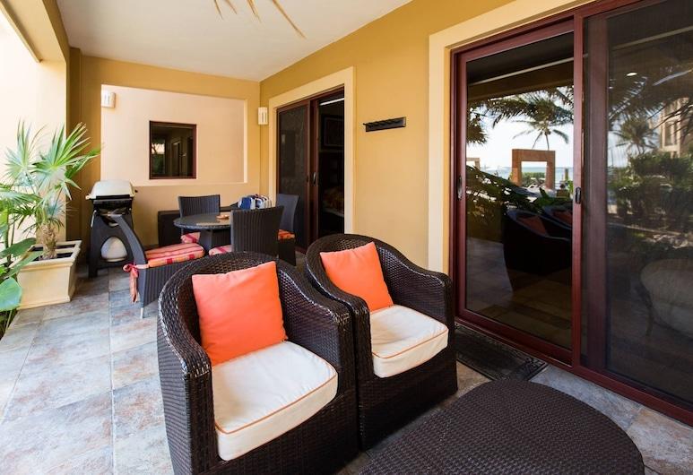 El Faro 104 Reef 2bedroom, Playa del Carmen, Balkon