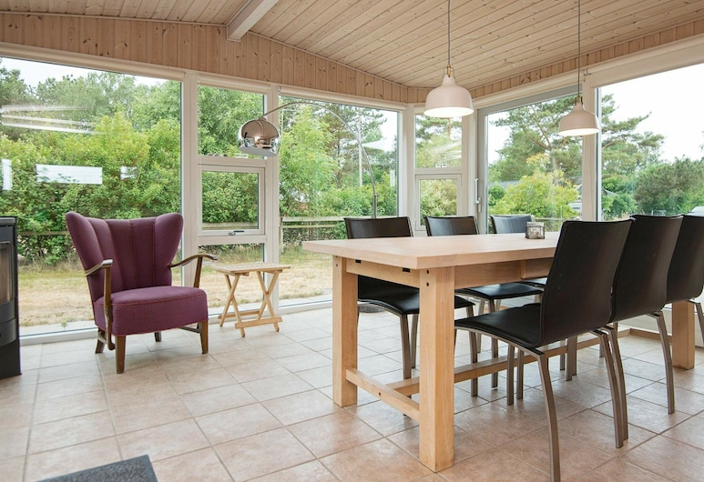 Quaint Holiday Home in Knebel With Sauna, Knebel