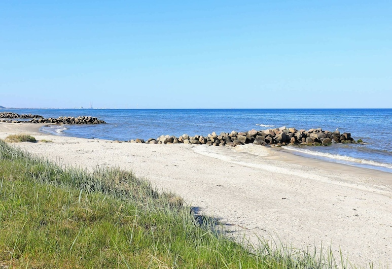 Seaside Holiday Home in Jutland With Terrace, Sæby, Beach