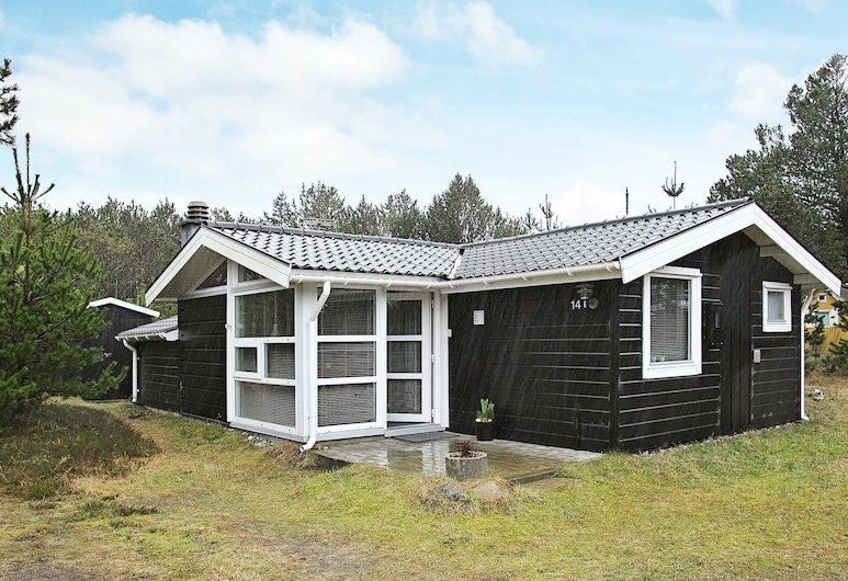 Secluded Holiday Home in Thisted Jutland With Patio, Thisted