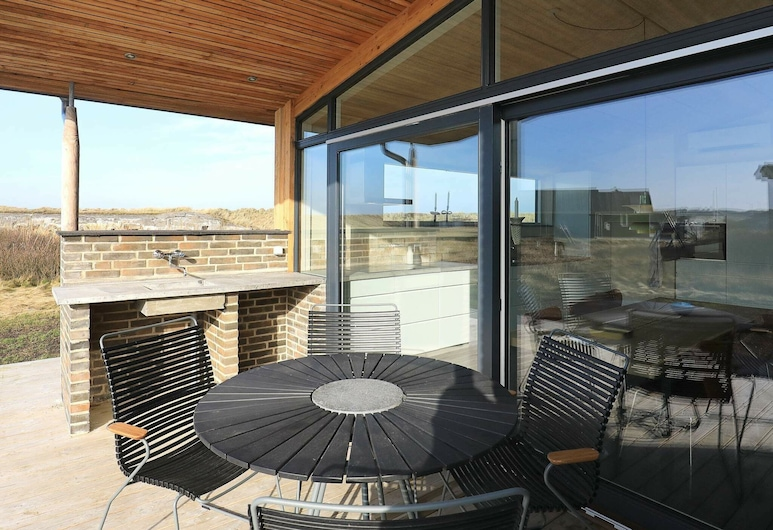 Luxurious Holiday Home in Jutland With Whirlpool, Vestervig, Balkon
