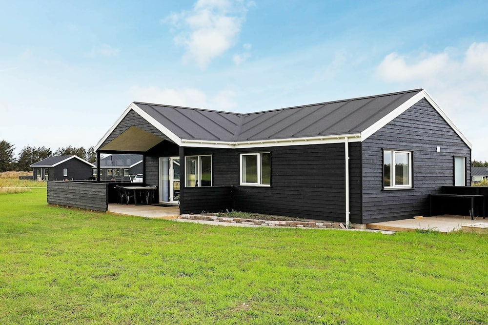 Serene Holiday Home in Løkken With Barbecue