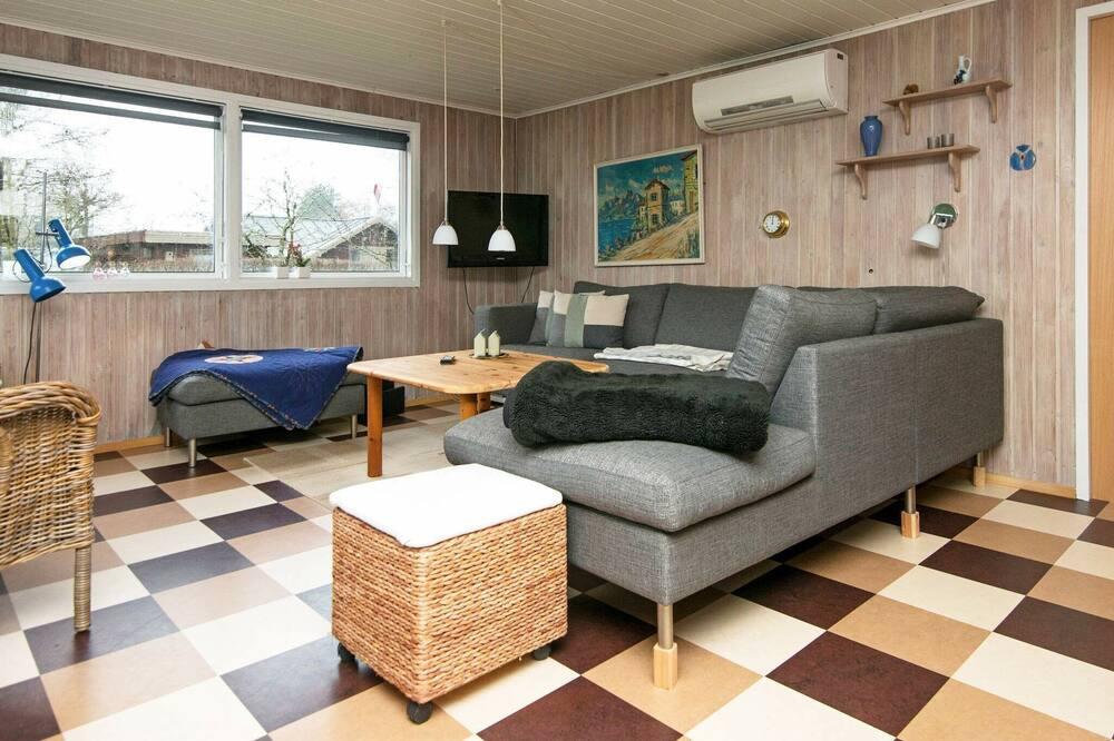 บ้านพัก - ห้องนั่งเล่น