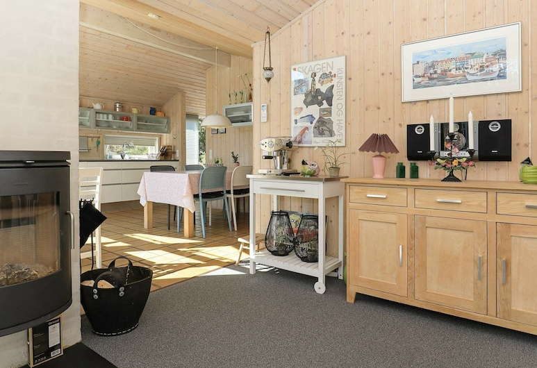Alluring Holiday Home in Jutland by the Sea, Skagen