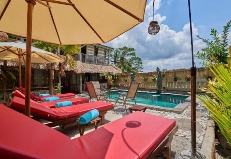 Royal Jj Ubud Resort and Spa, اوبود, حمام سباحة